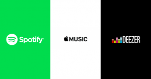 spotify-apple-deezer muziek uploaden