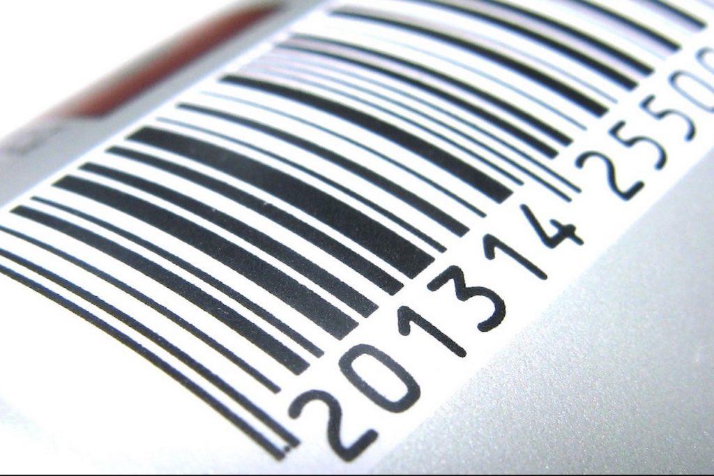 Barcode ISRC